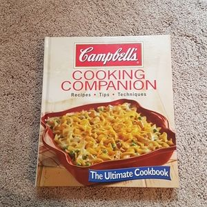 Campbells Cooking Companion Cookbook